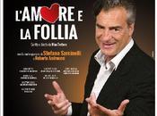 """Fabrizio giulimondi consiglia: tortora """"l'amore follia"""" teatro olimpico roma"""