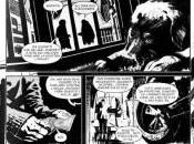 """online trentaduesimo episodio Rusty Dogs, """"L'abbaiare cani"""". disegni Fabrizio Dorides"""
