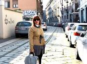 Outfit: grey beige first sunny days