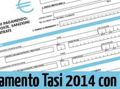 Tasi 2014, Pagamento Bollettino