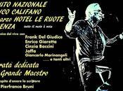 Tributo Nazionale Franco Califano anno dalla scomparsa. Piacenza celebra cantautore, poeta, maestro.