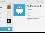 Miglior Rubrica Android: gestione contatti