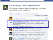 Android 4.4.2 Kitkat Samsung Galaxy entro fine marzo secondo Arabia