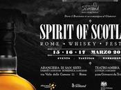 Spirit Scotland Roma fino festa whisky scozzese