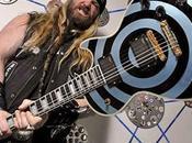 ZAKK WYLDE Rubata chitarra gilè tour Chicago