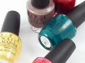 close make n°222: OPI, Brazil Collection