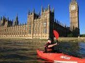kayak Tamigi lavoro