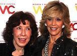 Jane Fonda Lily Tomlin nella comedy Netflix creatori Friends