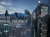 Unreal Engine disponibile piccolo canone mensile