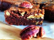 Brownies pecan
