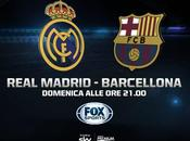 campagna Sports supersfida Real Madrid Barcellona
