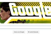 Google dedica doodle marzo compleanno Ayrton Senna Silva