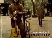 VALERIO PICCOLO: nuovo album POETRY