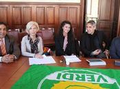 Verdi, green italia contro discarica pace