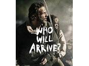 """The Walking Dead poster finale stagione"