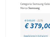 Galaxy Note offerta 379€ TechMania