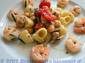 Insalata pasta frutti mare