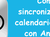 Come sincronizzare calendario iCloud Android