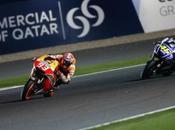 MotoGP 2014. Qatar vince Marquez, duello Rossi!