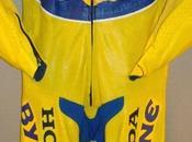 Alpinestars Racing Suit Shane Byrne MotoGP 2005 MotoMemorabilia.com