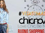 Vinci gratis shopping Chicnova!
