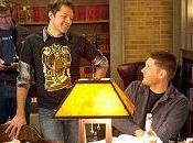 """""""Supernatural Misha Collins debutta alla regia anticipa prove Crowley Dean, lotta cielo altro ancora"""