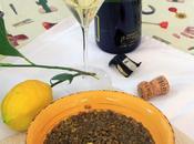 Zuppetta lenticchie Capracotta, zenzero, scorza limone Ischia Franciacorta,
