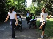Mammafit: Rimettersi forma passeggino