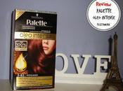 Review// Palette Oleo Intense Testanera [Tintura casa dai-da-te]