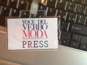 Voce verbo Moda settimana della moda Torino