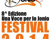 Festival 'Una Voce Jonio 2014' concorso nazionale voci nuove legato circuito Grandi Italiani.
