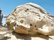 Altre statue Amenhotep riemergono Egitto
