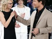 Parte serale della 13sima edizione Amici. Ospite speciale Matthew McConaughey