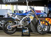 Yamaha 450F Team JGRMX Toyota Supercross 2014