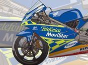 Motorcycle Honda Evan DeCiren