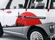 Giappone: presentata l'auto elettrica prova tsunami