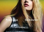 MAC, Proenza Schouler Collection Spring 2014 Preview