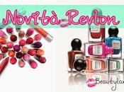 REVLON Prodotti Novità: Colorburst Crayon Collection, Parfumerie Nail Enamel concorso!-