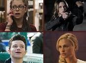 SPOILER Vampire Diaries, Teen Wolf, Blacklist, True Blood, Glee, Orphan Black Pretty Little Liars