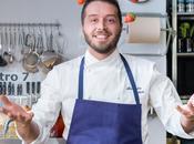 """""""Blondie zafferano ferro"""" nuova ricetta dello Chef Alessandro Battisti"""