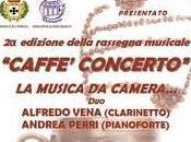 """Rossano Sabato Aprile ritorna """"Caffè Concerto"""""""