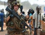 Repubblica Centrafricana. missione militare guida