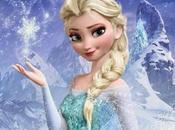 voci sola canzone Frozen Regno Ghiaccio