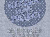 Blogger Love Project: Mini-challenge Book Spine Poetry!