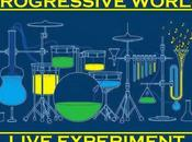 Progressive world live experiment