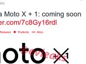 Motorola Moto così chiamerà l'erede