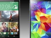 Galaxy migliore dell'HTC Secondo Samsung