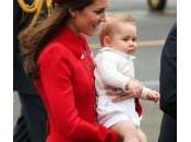 Kate Middleton total Nuova Zelanda William George