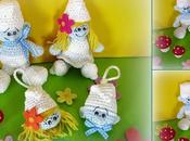 Puffi Amigurumi Crochet