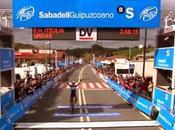 Paesi Baschi: Martin vince solitaria, bene Cunego Nocentini